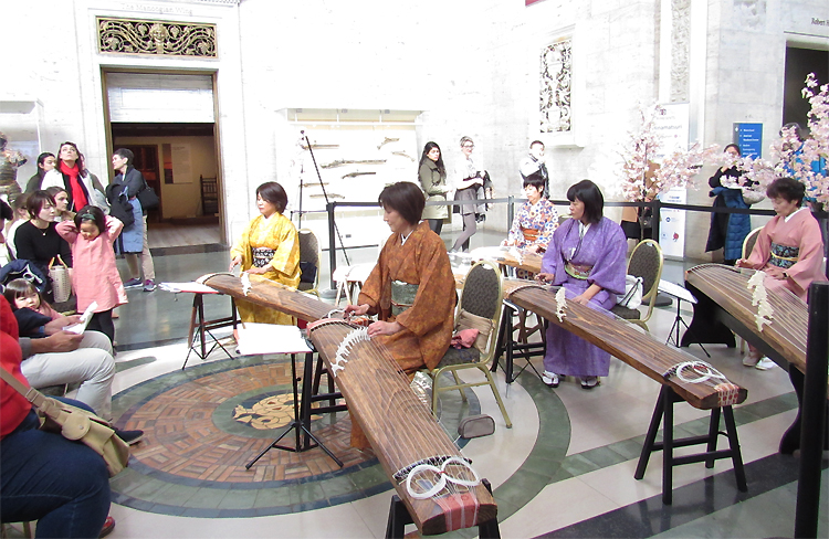 Koto Group Miyambi's performance and workshop